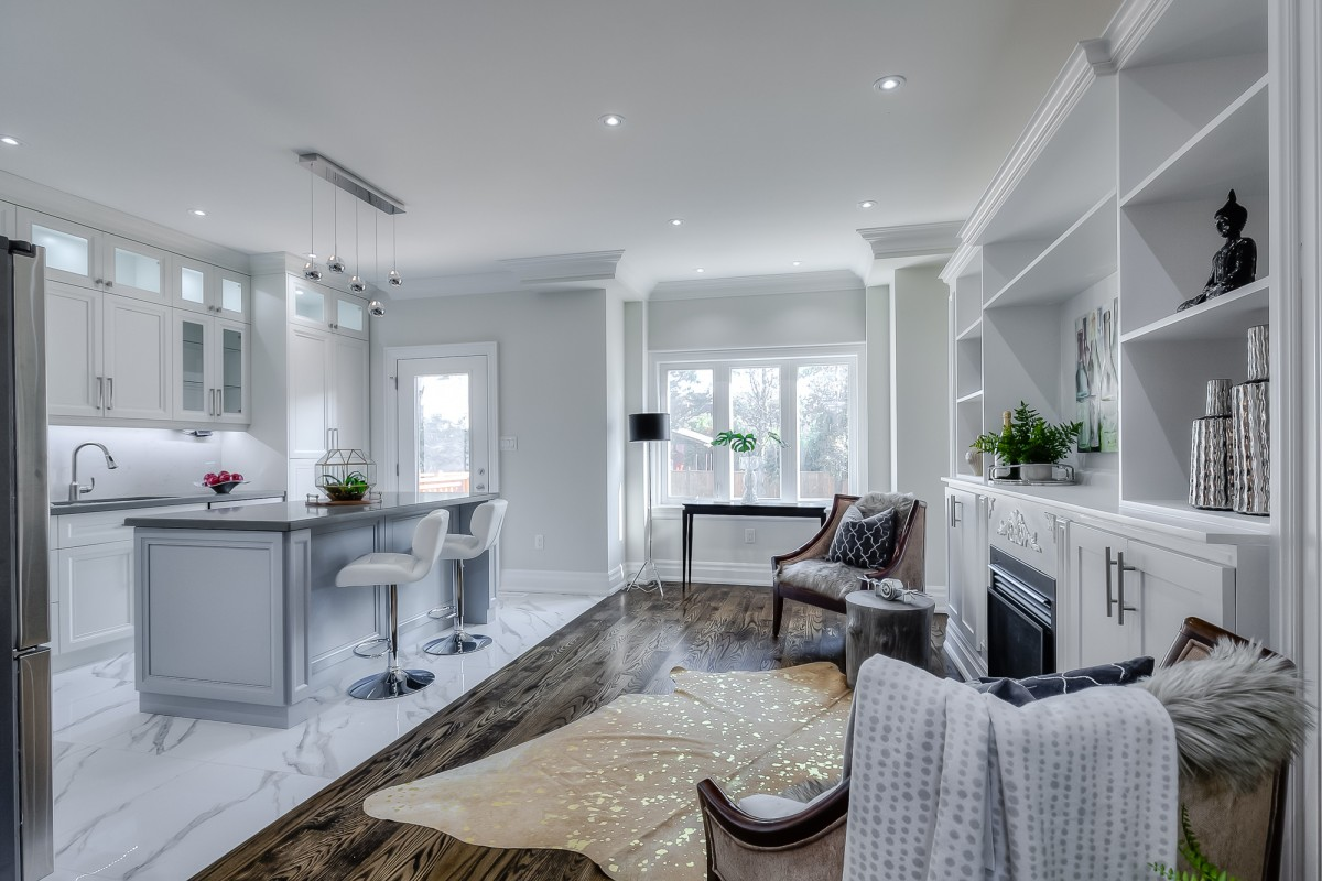 Toronto Home staging by Gta Fine Interiors