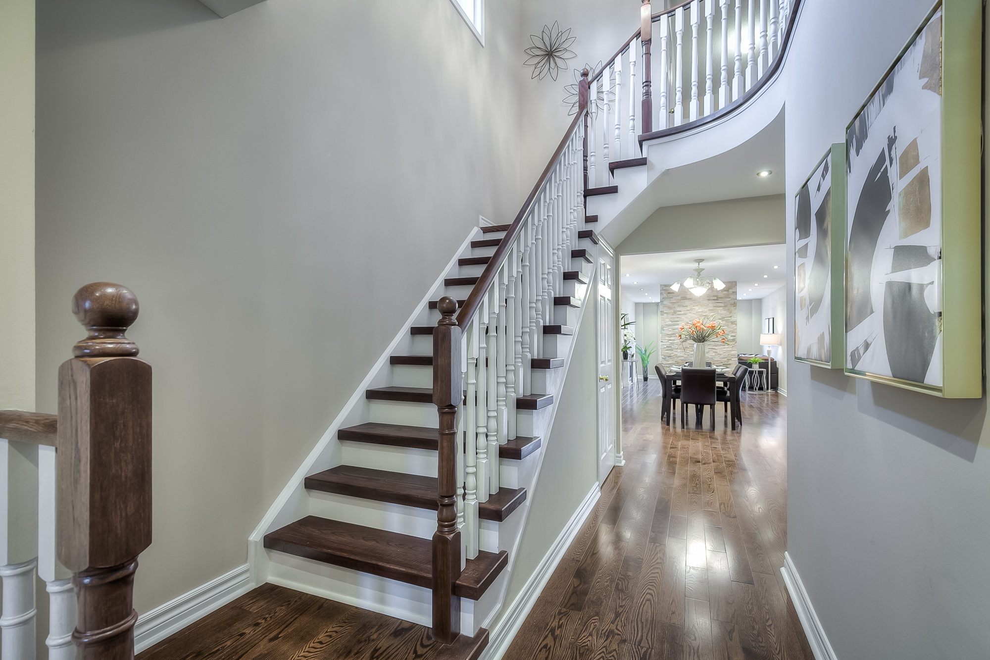 Markham Home staging